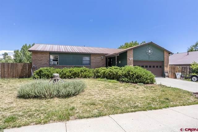 2506 Borrego Drive, Durango, CO 81301 (MLS #785713) :: Durango Mountain Realty