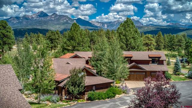227 E Morning Glory Drive, Pagosa Springs, CO 81147 (MLS #786330) :: The Howe Group   Keller Williams Colorado West Realty