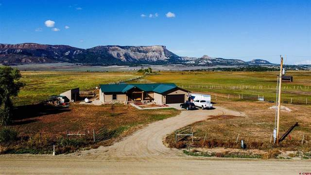 7275 Road 38, Mancos, CO 81328 (MLS #786713) :: The Howe Group   Keller Williams Colorado West Realty