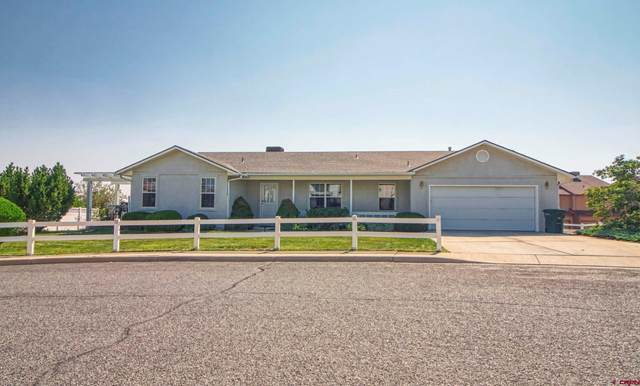 591 Grand Cascade Way, Grand Junction, CO 81501 (MLS #786792) :: The Howe Group | Keller Williams Colorado West Realty