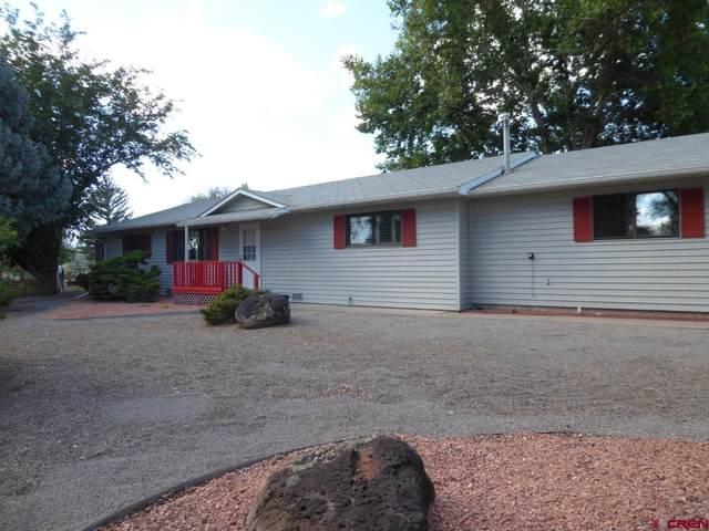 1130 W Main Street, Cedaredge, CO 81413 (MLS #786873) :: The Howe Group   Keller Williams Colorado West Realty