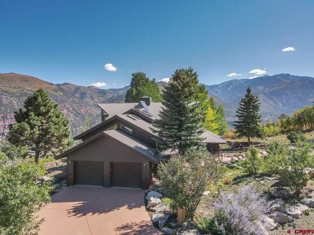 163 Magic Carpet Lane, Ridgway, CO 81432 (MLS #787126) :: The Howe Group   Keller Williams Colorado West Realty