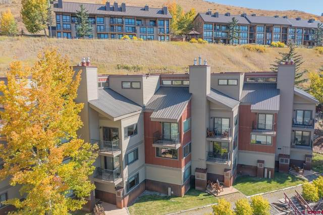 21 Crested Mountain Lane #518, Mt. Crested Butte, CO 81225 (MLS #787496) :: The Howe Group | Keller Williams Colorado West Realty