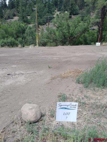 111 Spring Creek Village Place, Durango, CO 81301 (MLS #722357) :: Durango Mountain Realty