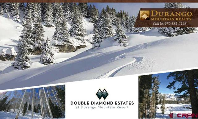 39 Double Diamond (Lot 12) Drive, Durango, CO 81301 (MLS #732934) :: Durango Mountain Realty