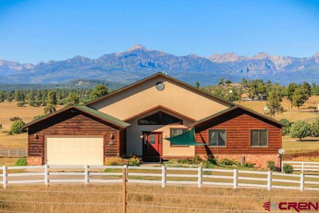 600 Hersch Avenue, Pagosa Springs, CO 81147 (MLS #734221) :: Durango Home Sales