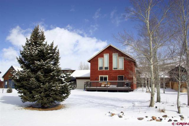 483 Haverly Street, Crested Butte, CO 81224 (MLS #742611) :: The Dawn Howe Real Estate Network | Keller Williams Colorado West Realty
