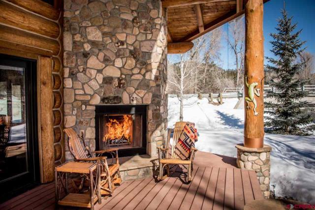 131 Harebell Drive, Pagosa Springs, CO 81147 (MLS #743063) :: Durango Home Sales