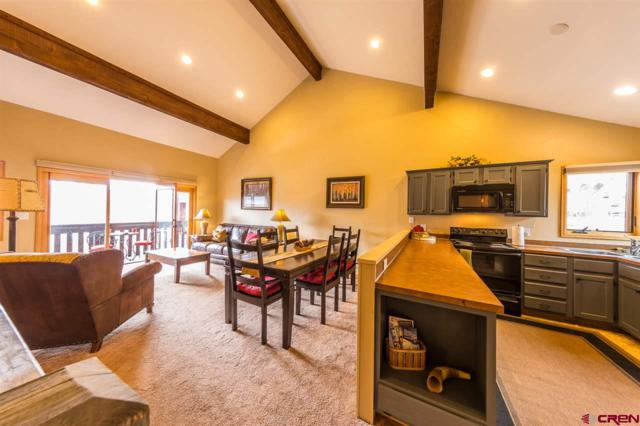21 Castle Road #10, Mt. Crested Butte, CO 81225 (MLS #744345) :: Durango Home Sales