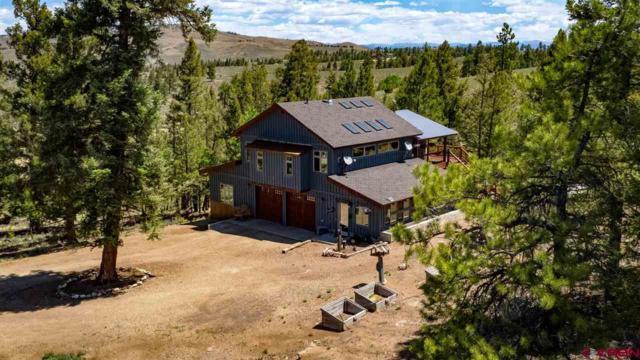 7750 High Country Road, Gunnison, CO 81230 (MLS #745084) :: CapRock Real Estate, LLC