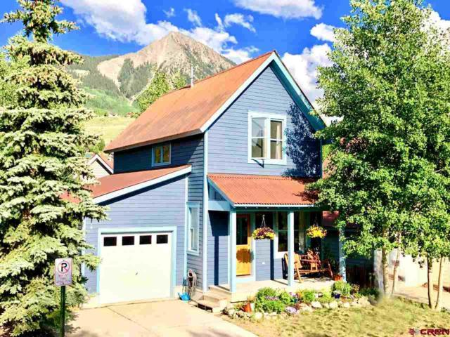 303 Horseshoe Drive, Mt. Crested Butte, CO 81225 (MLS #745092) :: CapRock Real Estate, LLC