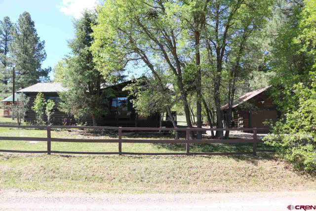 97/32 River Run/Echo Drive, Pagosa Springs, CO 81147 (MLS #746134) :: Keller Williams CO West / Mountain Coast Group