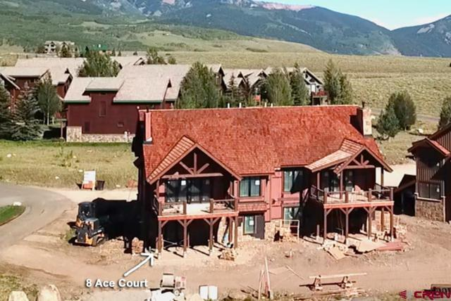 8 Ace Court, Crested Butte, CO 81224 (MLS #747213) :: The Dawn Howe Real Estate Network | Keller Williams Colorado West Realty