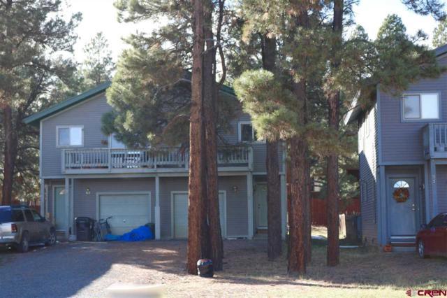 930 Cloud Cap Avenue, Pagosa Springs, CO 81147 (MLS #750044) :: CapRock Real Estate, LLC