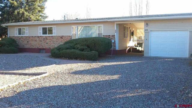 636 Garnet Avenue, Delta, CO 81416 (MLS #752152) :: Durango Home Sales