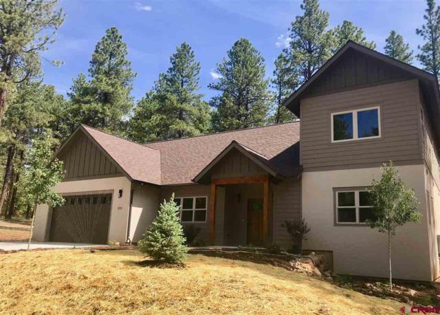 325 Hay Barn Road, Durango, CO 81301 (MLS #753109) :: Durango Mountain Realty