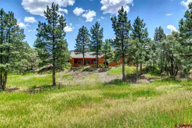 1648 Heritage Rd, Hesperus, CO 81326 (MLS #753351) :: Durango Mountain Realty