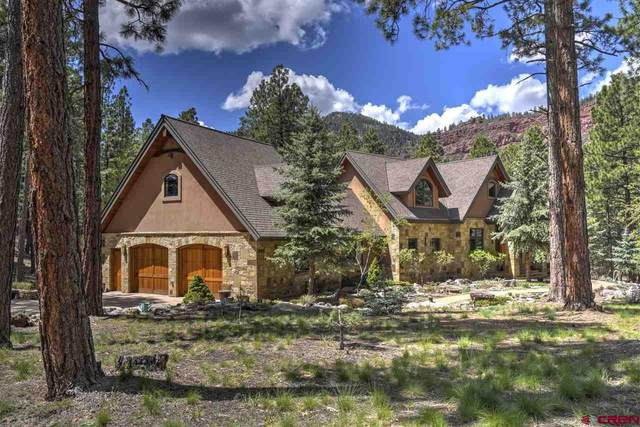 260 Alpenglow, Durango, CO 81301 (MLS #755157) :: Durango Mountain Realty
