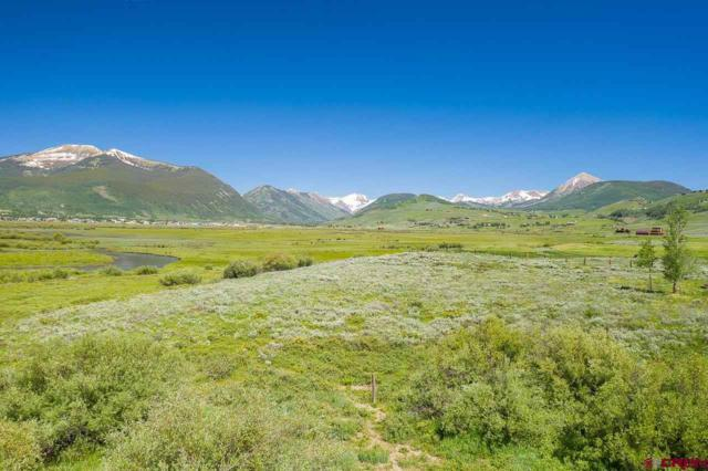 253 W Silver Sage Drive, Crested Butte, CO 81224 (MLS #757174) :: The Dawn Howe Group | Keller Williams Colorado West Realty