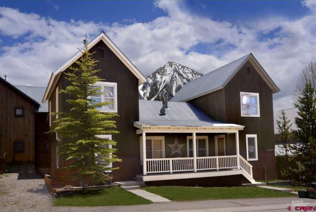 203 Horseshoe Drive A, Mt. Crested Butte, CO 81225 (MLS #757295) :: The Dawn Howe Group | Keller Williams Colorado West Realty