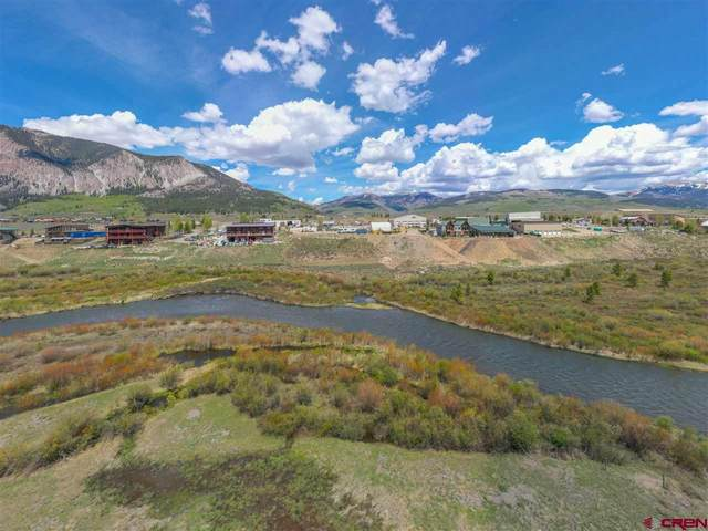 497 Riverland Drive, Crested Butte, CO 81224 (MLS #765122) :: The Dawn Howe Group | Keller Williams Colorado West Realty