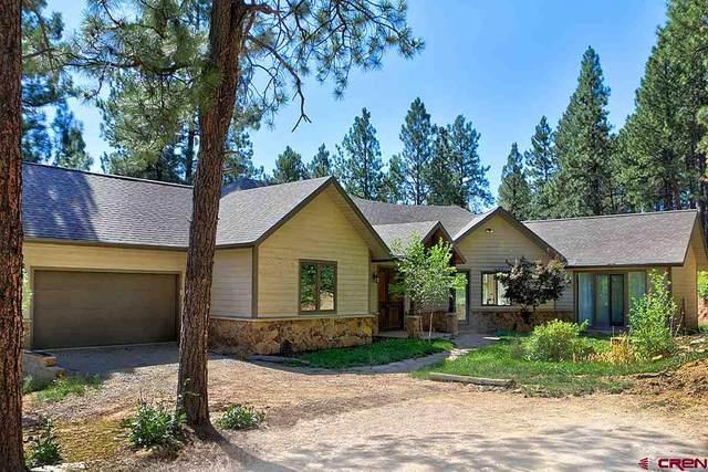 510 Deer Trail Road, Durango, CO 81303 (MLS #768892) :: Durango Mountain Realty