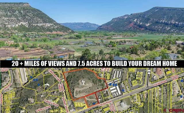 1369 Florida Road, Durango, CO 81301 (MLS #769439) :: The Dawn Howe Group | Keller Williams Colorado West Realty