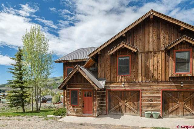 725 Cascadilla Street A, Crested Butte, CO 81224 (MLS #769822) :: The Dawn Howe Group | Keller Williams Colorado West Realty