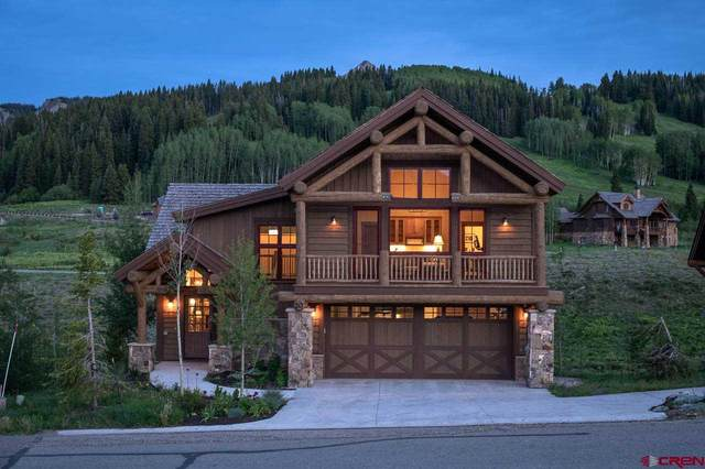 20 Appaloosa Road, Mt. Crested Butte, CO 81225 (MLS #771111) :: The Dawn Howe Group | Keller Williams Colorado West Realty