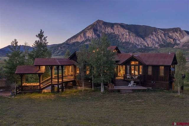379 Smith Road, Crested Butte, CO 81224 (MLS #773270) :: The Howe Group | Keller Williams Colorado West Realty