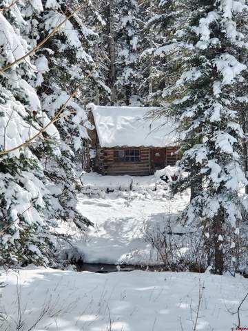 1208 County Rd 1, Durango, CO 81301 (MLS #774249) :: The Howe Group | Keller Williams Colorado West Realty