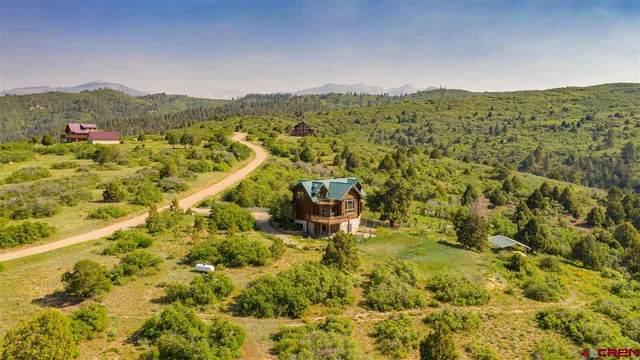 1554 Roberts Ridge Drive, Hesperus, CO 81326 (MLS #780347) :: Durango Mountain Realty