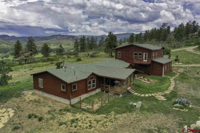 2445 Beaver Creek Ranch Drive, Bayfield, CO 81122 (MLS #782985) :: The Howe Group   Keller Williams Colorado West Realty