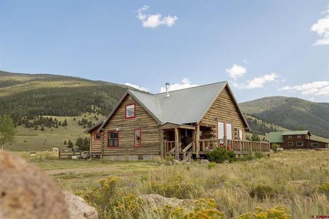 148 Rio Grande Drive, Creede, CO 81130 (MLS #784804) :: The Howe Group | Keller Williams Colorado West Realty