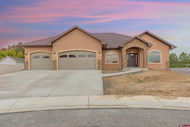 1717 Capitol Court, Montrose, CO 81401 (MLS #785886) :: The Howe Group | Keller Williams Colorado West Realty