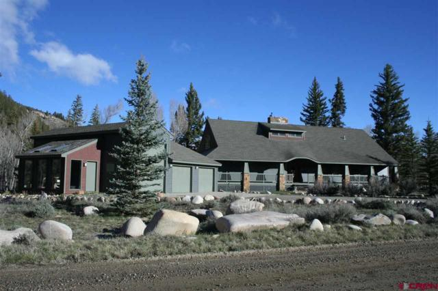 133 Rainbow Drive, Almont, CO 81210 (MLS #727118) :: CapRock Real Estate, LLC