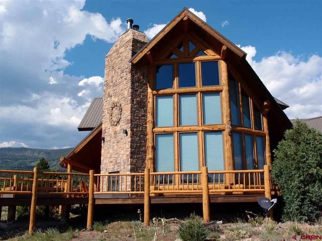 107 Marmot Lane, South Fork, CO 81154 (MLS #738155) :: The Howe Group | Keller Williams Colorado West Realty