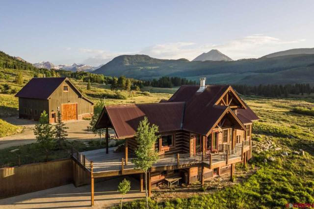 1482 County Road 4  (Peanut Lake), Crested Butte, CO 81224 (MLS #746104) :: Durango Home Sales