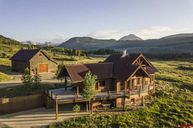 1482 County Rd 4 (Peanut Lake Rd), Crested Butte, CO 81224 (MLS #746106) :: Durango Home Sales