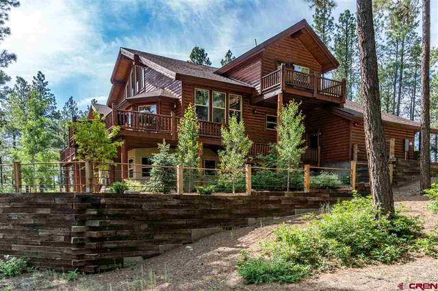 872 Phantom Ranch Place, Pagosa Springs, CO 81147 (MLS #759932) :: The Dawn Howe Group | Keller Williams Colorado West Realty