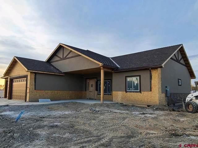 2313 Stone Bridge Drive, Montrose, CO 81401 (MLS #784567) :: The Howe Group | Keller Williams Colorado West Realty