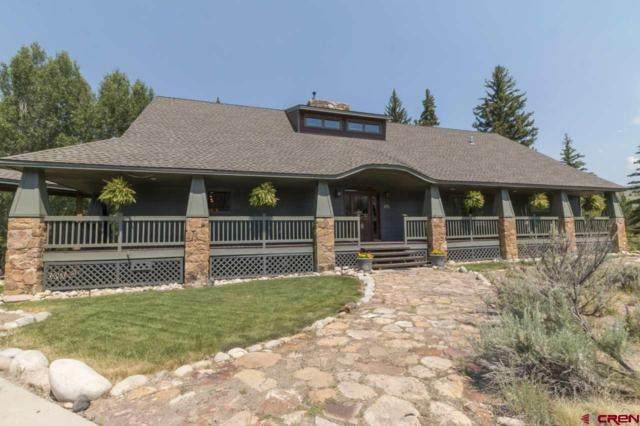 133 Rainbow Drive, Almont, CO 81210 (MLS #727118) :: Durango Home Sales