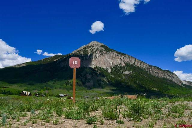 148 Pyramid Avenue, Crested Butte, CO 81224 (MLS #737105) :: The Dawn Howe Group | Keller Williams Colorado West Realty