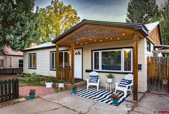 2615 W 2nd Avenue, Durango, CO 81301 (MLS #783690) :: Durango Mountain Realty