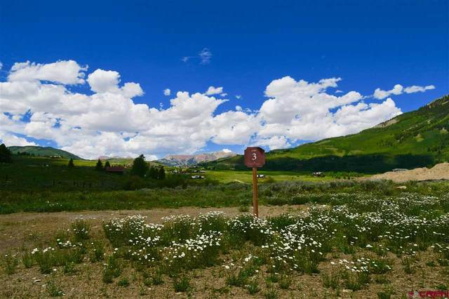 5 Aperture Lane, Crested Butte, CO 81224 (MLS #737083) :: The Dawn Howe Group | Keller Williams Colorado West Realty