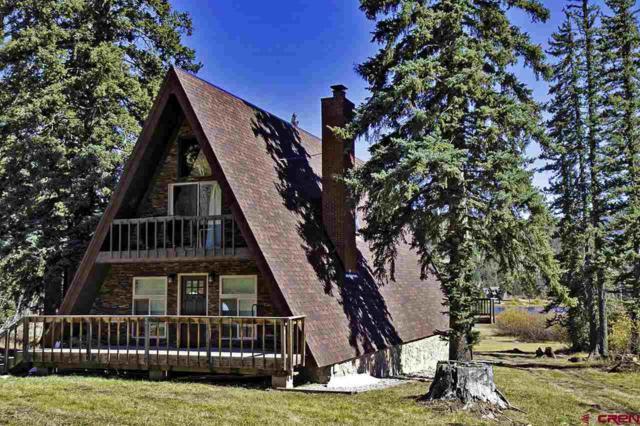 47982 N Hwy 550, Durango, CO 81301 (MLS #751326) :: Durango Mountain Realty