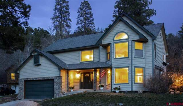 2244 Kingfisher Court, Durango, CO 81301 (MLS #780798) :: The Dawn Howe Group | Keller Williams Colorado West Realty
