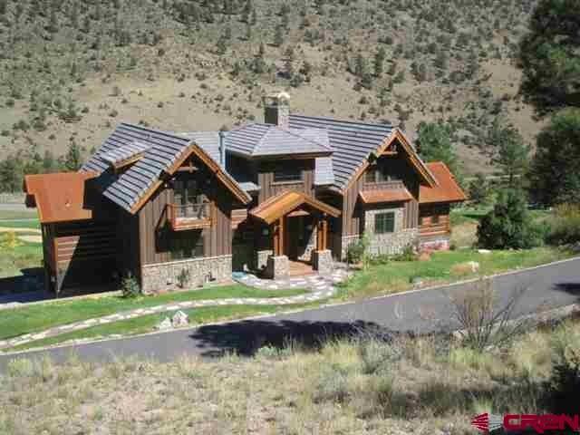 67 Birdie Lane, South Fork, CO 81154 (MLS #716907) :: Durango Home Sales