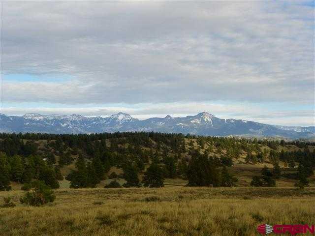 Lot 7 Bristlecone, Pagosa Springs, CO 81147 (MLS #718657) :: The Dawn Howe Group | Keller Williams Colorado West Realty