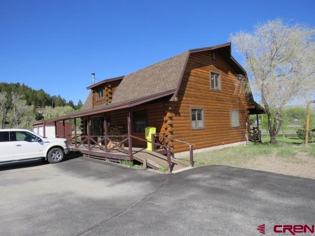 35 Park Drive, South Fork, CO 81154 (MLS #722878) :: CapRock Real Estate, LLC